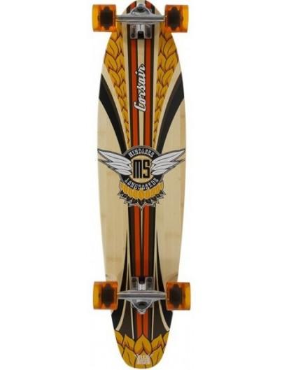 Mindless Corsair II 38'' Longboard Oranje