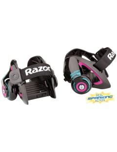 Razor Jetts Heel Wheels Paars