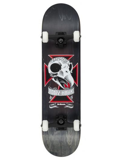 Birdhouse Stg 3 Skull 2 7.75 Skateboard Complete