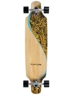 Playlife Freeride 38'' Longboard Complete