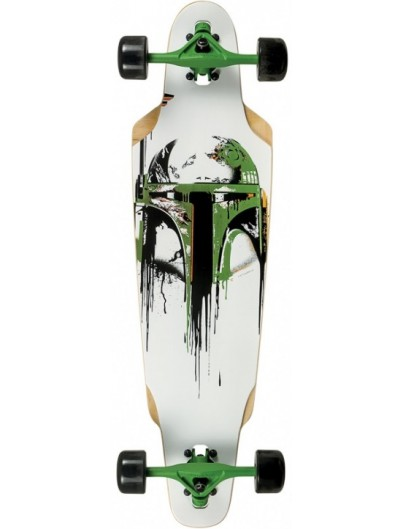Star Wars Dropped Boba 34'' Longboard Kind