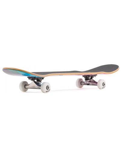 Enuff Geometric Paars 7.75 Skateboard Complete