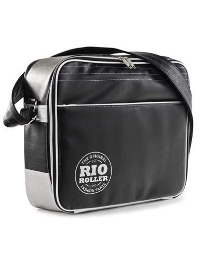 Rio Roller Fashion Bag Black-White