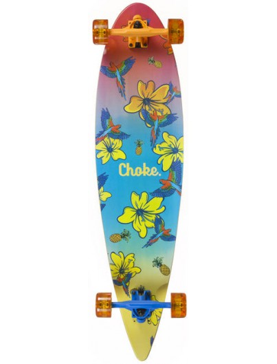 Choke Kuba II 40'' Pintail Longboard