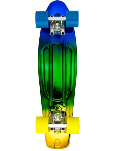 Ridge Neochrome 22'' Penny Board B-G-G
