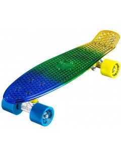 Ridge Neochrome 22'' Penny Board B-G-Y