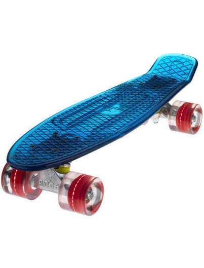 Ridge Blaze 22'' Penny Board LED Red