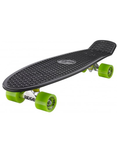 Ridge 27'' Penny Board Black-Green
