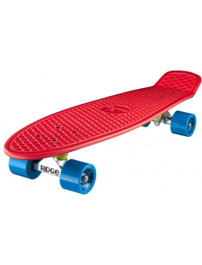 Ridge 27'' Penny Board Red-Blue