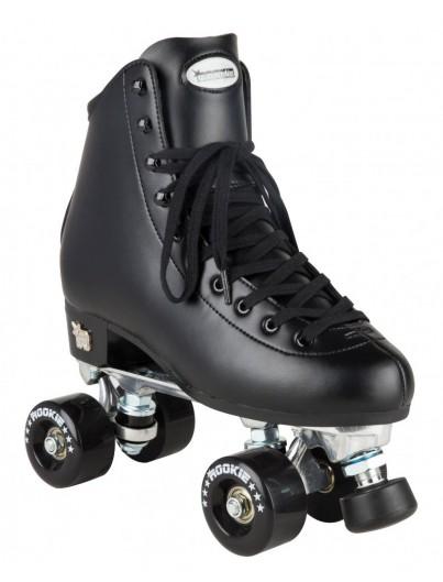 Rookie Classic II Rolschaatsen Zwart