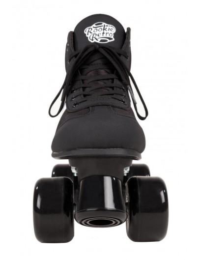 Retro V2.1 Rookie Rollerskates Zwart-Wit
