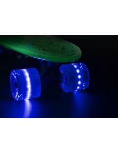 Ridge Blaze 22'' Penny Board LED Green