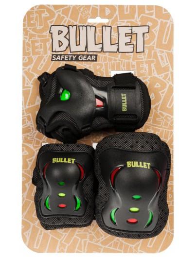 Bullet beschermset Jr. Blast Rasta