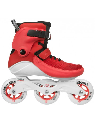 Powerslide Tri Skates Swell Rood