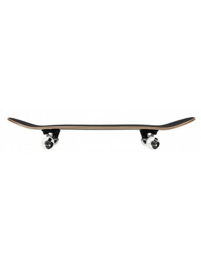 Birdhouse Stg 2 Crest Black 7.5 Skateboard