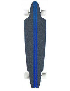 Saterno Ocean Leaf Top Mount 38.6 Longboard