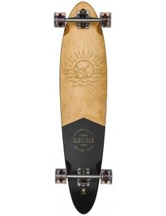Globe Pinner Classic 40'' Longboard Black-Mahogany