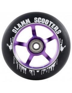 Slamm Alucore 110mm Wiel Paars