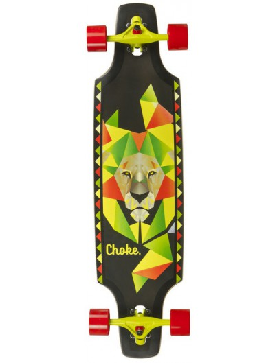 Choke Lion 37.5 Dropthrough Longboard