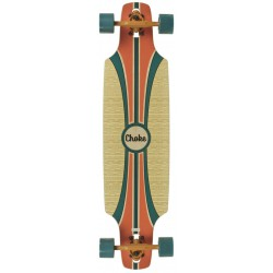 Choke Tracer Pro DT 37.5 Longboard Blue-Orange