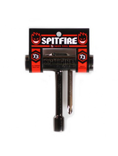 Spitfire T3 Tool Solid Steel