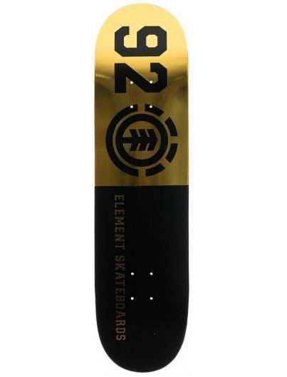 Element 92 Gold Foil 8.25 Deck