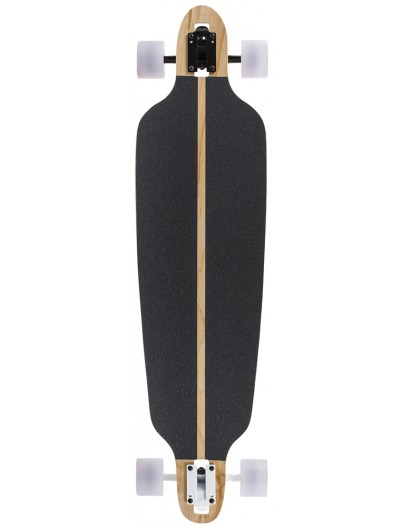 Voltage Directional DT 39'' Longboard Grijs