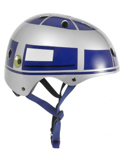 Star Wars Skatehelm R2D2 Small 48-54cm