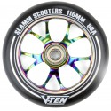 Slamm Neochrome V-Ten II 110mm Stuntstep Wiel