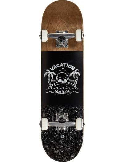Globe Por Vida 7.6 Skateboard Complete