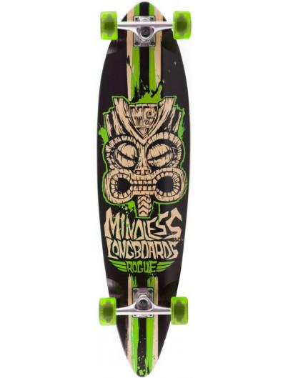 Mindless Tribal Rogue II Pintail Longboard Groen