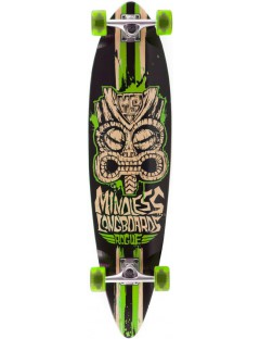 Mindless Tribal Rogue II Pintail Longboard Groen