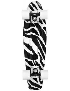 Choke Juicy Susi 22'' Penny Board Zebra