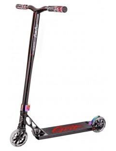 Grit Tremor Stuntstep Black-Laser Red