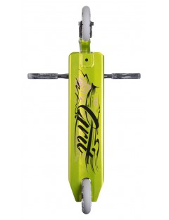 Grit Tremor Stuntstep Polished Green