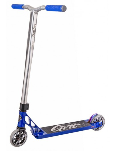 Grit Tremor Stuntstep Blue Polished