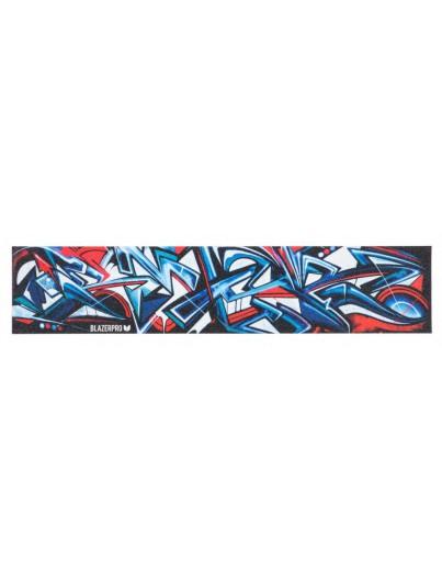Blazer Pro Stuntstep Griptape Graffiti
