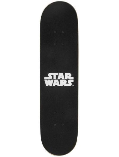 Volten x Star Wars 7.75 Skateboard Yoda