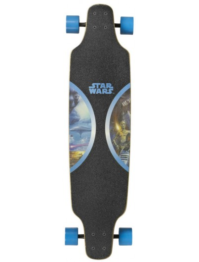 Star Wars Freeride 39.0 Longboard Luke