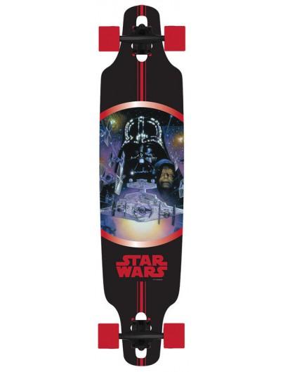 Star Wars Freeride DT 39.0 Longboard Vader