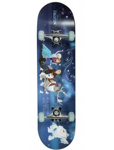 Frozen Real Friends 8.0 Skateboard