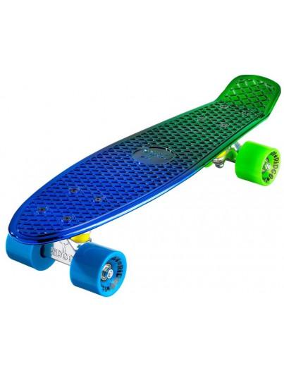 Ridge Neochrome 22'' Penny Board Blue-Green