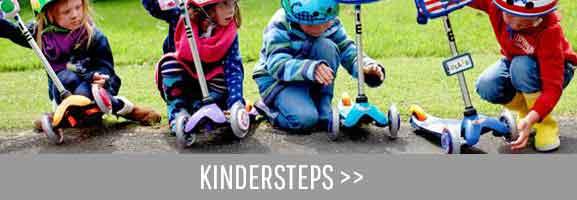 Banner Kindersteps